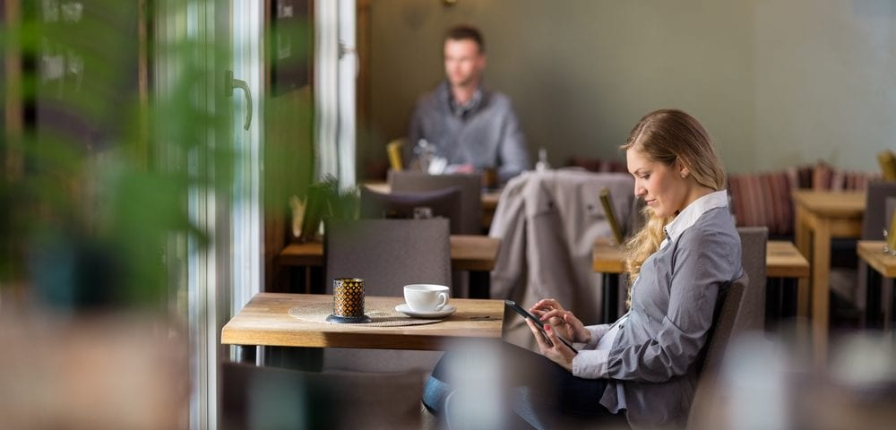 knowing about your café's customers