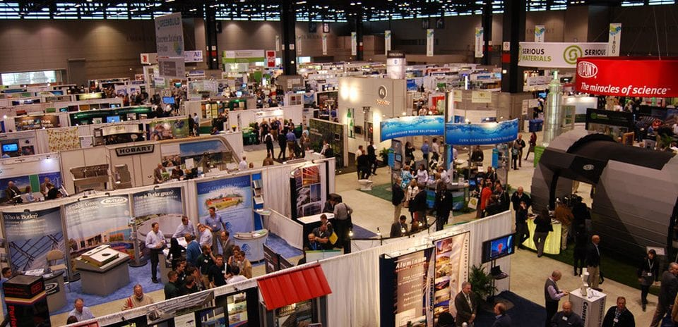 make your business stand out at trade show