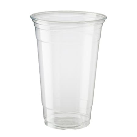 PET Clear cold cup