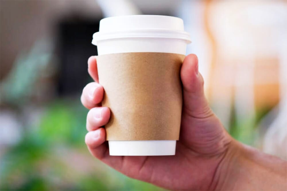 advantages of hot coffee cup sleeves